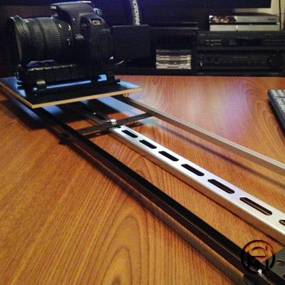 カメラレールプロトタイプ
